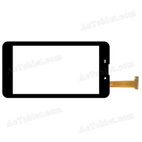 YDT-600G170A-V1.1 XDX Digitizer Glass Touch Screen Replacement for 6 Inch MID Tablet PC