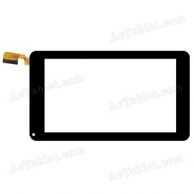 H0TAT0UCH HC186104C1 FPC V1 2015.08.27 Digitizer Glass Touch Screen Replacement for 7 Inch MID Tablet PC