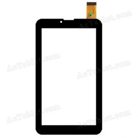 P031FN10869A VER.00 Digitizer Glass Touch Screen Replacement for 7 Inch MID Tablet PC