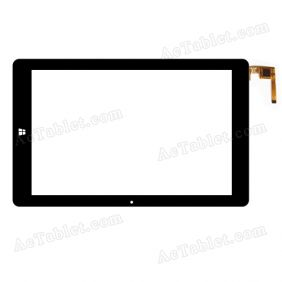 YTG-G10092-F1 V1.4 Digitizer Glass Touch Screen Replacement for 10.1 Inch MID Tablet PC