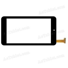 FX-C7.0-0113A-F-01 KDX Digitizer Glass Touch Screen Replacement for 7 Inch MID Tablet PC