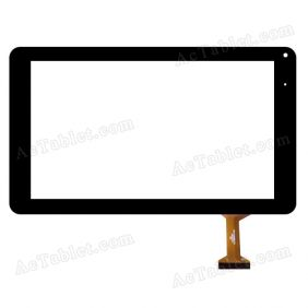 FPC-CY90S097-00 Digitizer Glass Touch Screen Replacement for 9 Inch MID Tablet PC