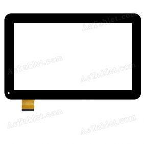 XC-PG1010-019-A0 XLY Digitizer Glass Touch Screen Replacement for 10.1 Inch MID Tablet PC