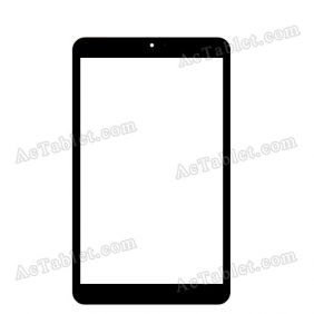Digitizer Touch Screen Replacement for Dragon Touch M8 8 Inch Quad Core Tablet PC