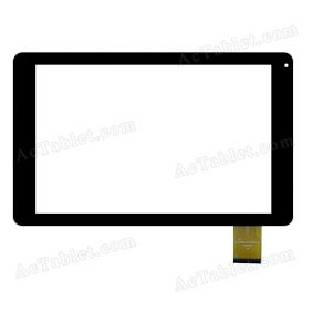 DH-1022A1-PG-FPC094-V2.0 Digitizer Glass Touch Screen Replacement for 10.1 Inch Tablet PC