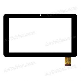 319 BLX Digitizer Glass Touch Screen Replacement for 7 Inch MID Tablet PC