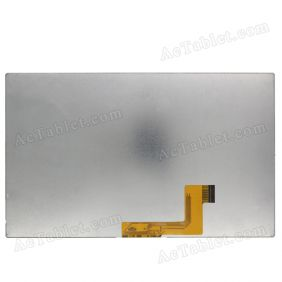 LCD Display Screen Replacement for Mediacom SmartPad 10.1 Inch S2 3G M-MP1S2B3G Tablet PC