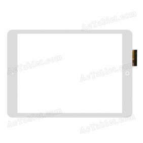 Digitizer Touch Screen Replacement for Dragon Touch E97 9.7 Inch Quad Core Tablet PC