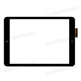 Digitizer Touch Screen Replacement for GoTab X GT97X 9.7 Inch Quad Core Tablet PC