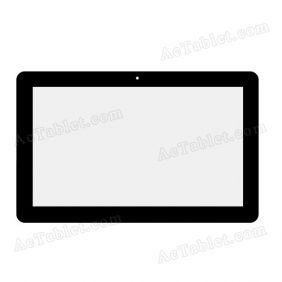 Digitizer Touch Screen Replacement for Trekstor Surftab Xintron i 10.1 3G Tablet PC