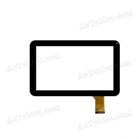 YDT 1143-A2 Digitizer Glass Touch Screen for 9 Inch MID Android Tablet PC