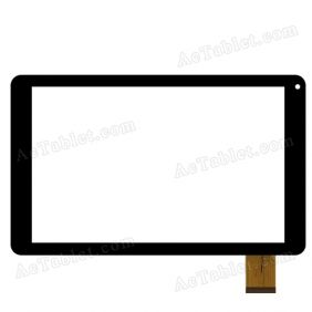 Touch Screen Replacement for MLS iQ1310 iQTab Quad Core 10.1 Inch Tablet PC