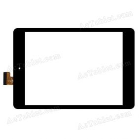 PB80JG2339-R1 Digitizer Glass Touch Screen Replacement for 8 Inch MID Tablet PC
