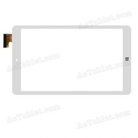 MGLCTP-90814 Digitizer Glass Touch Screen Replacement for 9 Inch MID Tablet PC