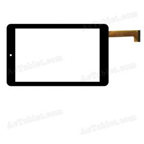 MGLCTP-80912 Digitizer Glass Touch Screen Replacement for 8 Inch MID Tablet PC