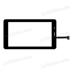 C070T1277AA0 Digitizer Glass Touch Screen Replacement for 7 Inch MID Tablet PC