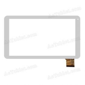 MGLCTP-10694 Digitizer Glass Touch Screen Replacement for 10.1 Inch MID Tablet PC