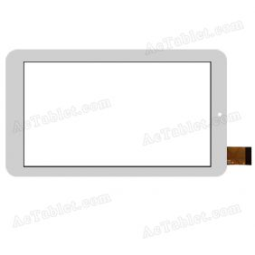 ZHG-0002B Digitizer Glass Touch Screen Replacement for 7 Inch MID Tablet PC