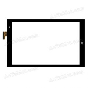 FPC-FC101S172-02 Digitizer Glass Touch Screen Replacement for 10.1 Inch MID Tablet PC