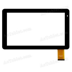 MJK-0376 Digitizer Glass Touch Screen Replacement for 10.1 Inch MID Tablet PC