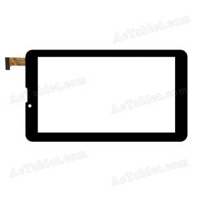 FPC-FC70S843-00 Digitizer Glass Touch Screen Replacement for 7 Inch MID Tablet PC