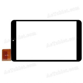 RSD-020-007 Digitizer Glass Touch Screen Replacement for 7 Inch MID Tablet PC