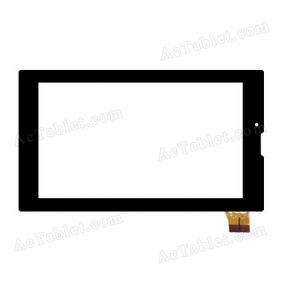 ZYD070-165V01 Digitizer Glass Touch Screen Replacement for 7 Inch MID Tablet PC