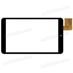 FPC-FC80J191-00 Digitizer Glass Touch Screen Replacement for 8 Inch MID Tablet PC
