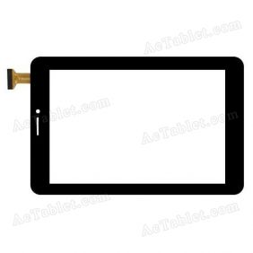 SCF0733-A Digitizer Glass Touch Screen Replacement for 7 Inch MID Tablet PC