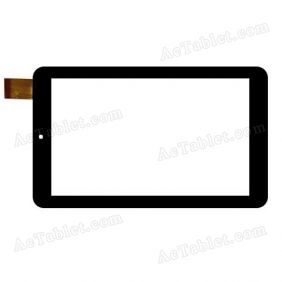 SG5929A-FPC-V1-1 Digitizer Glass Touch Screen Replacement for 7 Inch MID Tablet PC