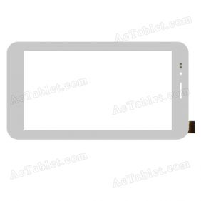 TPC1229 VER1 Digitizer Glass Touch Screen Replacement for 7 Inch MID Tablet PC
