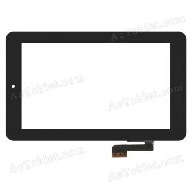 SG5297-FPC-V2 Digitizer Glass Touch Screen Replacement for 7 Inch MID Tablet PC