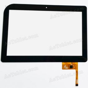 FPC-TP101053(M10)-00 Digitizer Glass Touch Screen Replacement for 10.1 Inch MID Tablet PC