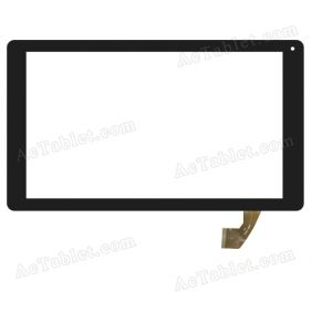 hxd-1012 Digitizer Glass Touch Screen Replacement for 10.1 Inch MID Tablet PC