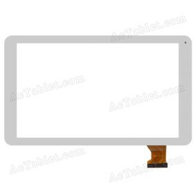 XC-PG0900-030-A3 Digitizer Glass Touch Screen Replacement for 9 Inch MID Tablet PC