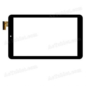 PB90A2697 Digitizer Glass Touch Screen Replacement for 9 Inch MID Tablet PC