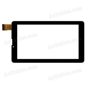 UK070069G-01 Digitizer Glass Touch Screen Replacement for 7 Inch MID Tablet PC