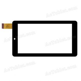FHF070-087 Digitizer Glass Touch Screen Replacement for 7 Inch MID Tablet PC