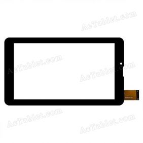 MF-786-070F Digitizer Glass Touch Screen Replacement for 7 Inch MID Tablet PC