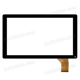 MF-678-101F-2 Digitizer Glass Touch Screen Replacement for 10.1 Inch MID Tablet PC