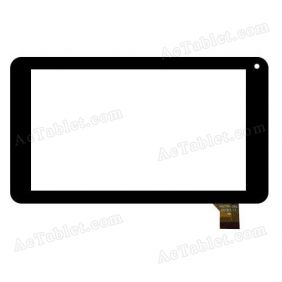 HSCTP-292 Digitizer Glass Touch Screen Replacement for 7 Inch MID Tablet PC