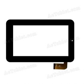 PB70A1103 Digitizer Glass Touch Screen Replacement for 7 Inch MID Tablet PC