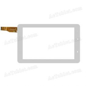 PB70JG2594 Digitizer Glass Touch Screen Replacement for 7 Inch MID Tablet PC