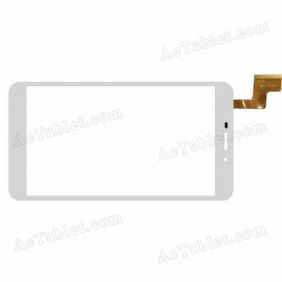 FPCA-68C1-V01 Digitizer Glass Touch Screen Replacement for 6.8 Inch MID Tablet PC
