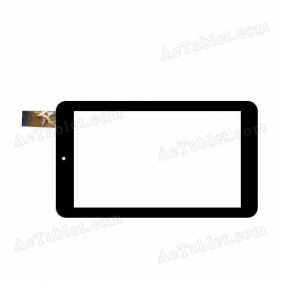 DYJ-7002723 Digitizer Glass Touch Screen Replacement for 7 Inch MID Tablet PC