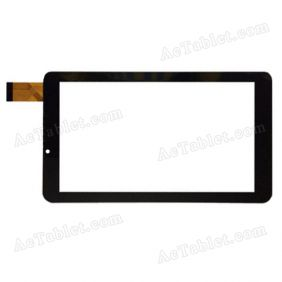 HK70DR2819 Digitizer Glass Touch Screen Replacement for 7 Inch MID Tablet PC