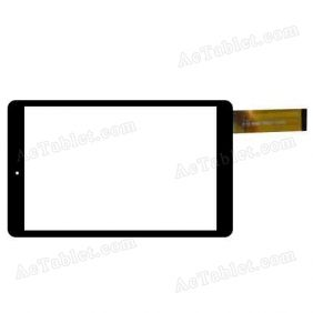 DXP2-0356-090A V2.0 Digitizer Glass Touch Screen Replacement for 9 Inch MID Tablet PC