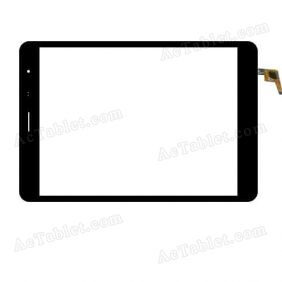 FPC078-0226A Digitizer Glass Touch Screen Replacement for 7.9 Inch MID Tablet PC