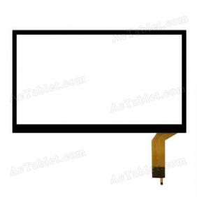 101259R01-00 Digitizer Glass Touch Screen Replacement for 10.1 Inch MID Tablet PC