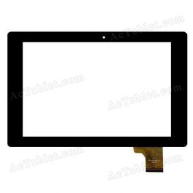 FPC-FC101S219-04 Digitizer Glass Touch Screen Replacement for 10.1 Inch MID Tablet PC